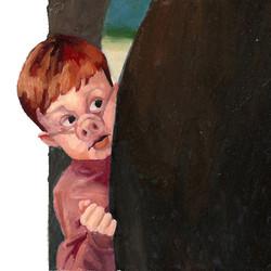 Fear Of Rejetion_Painting_Art_Illustrati