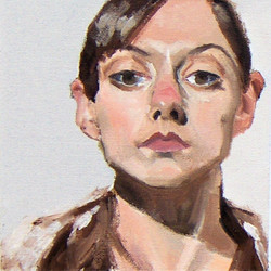 Self Portrait_Painting_Art_Fine Art_Port