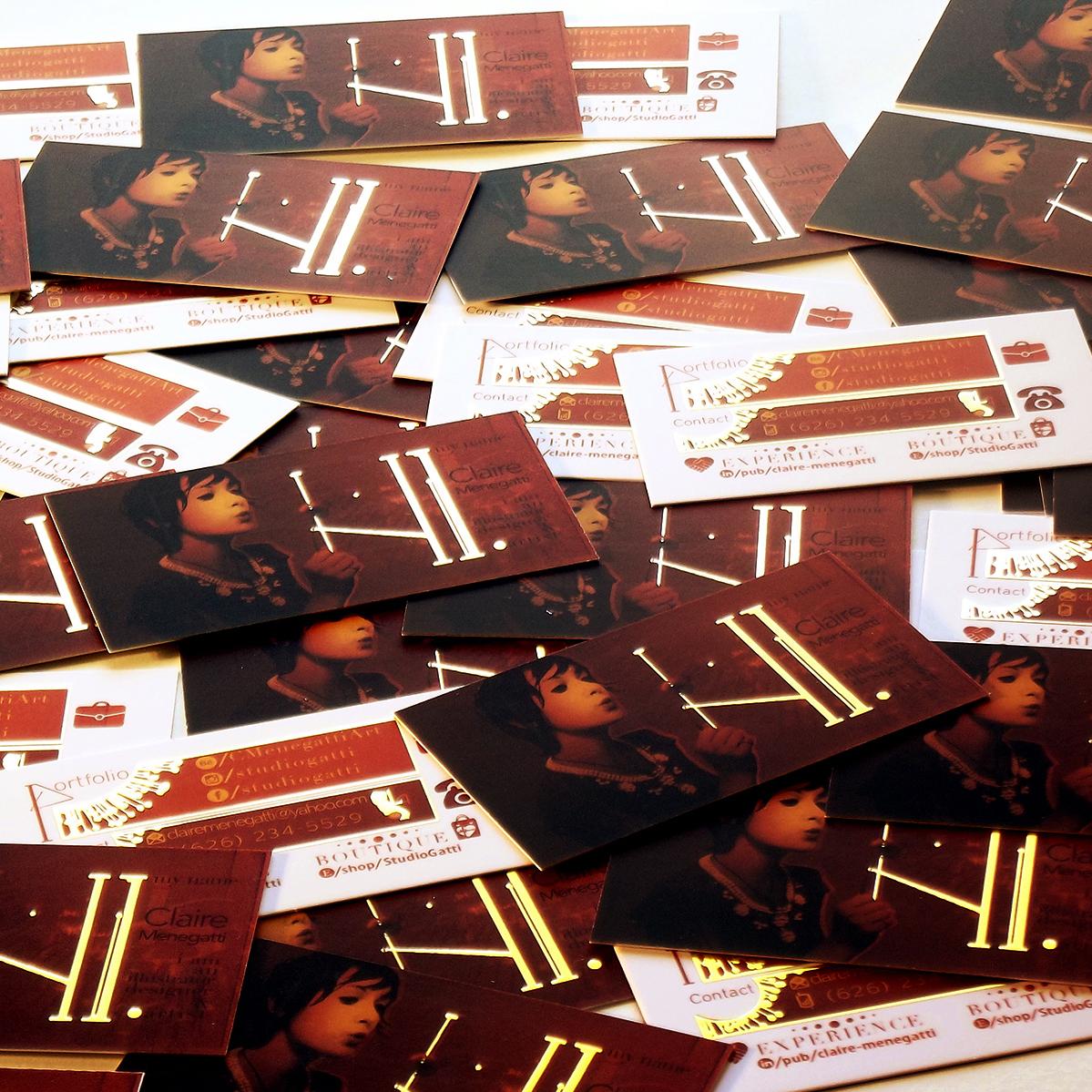 Business Card_Studio Gatti_Claire Menega