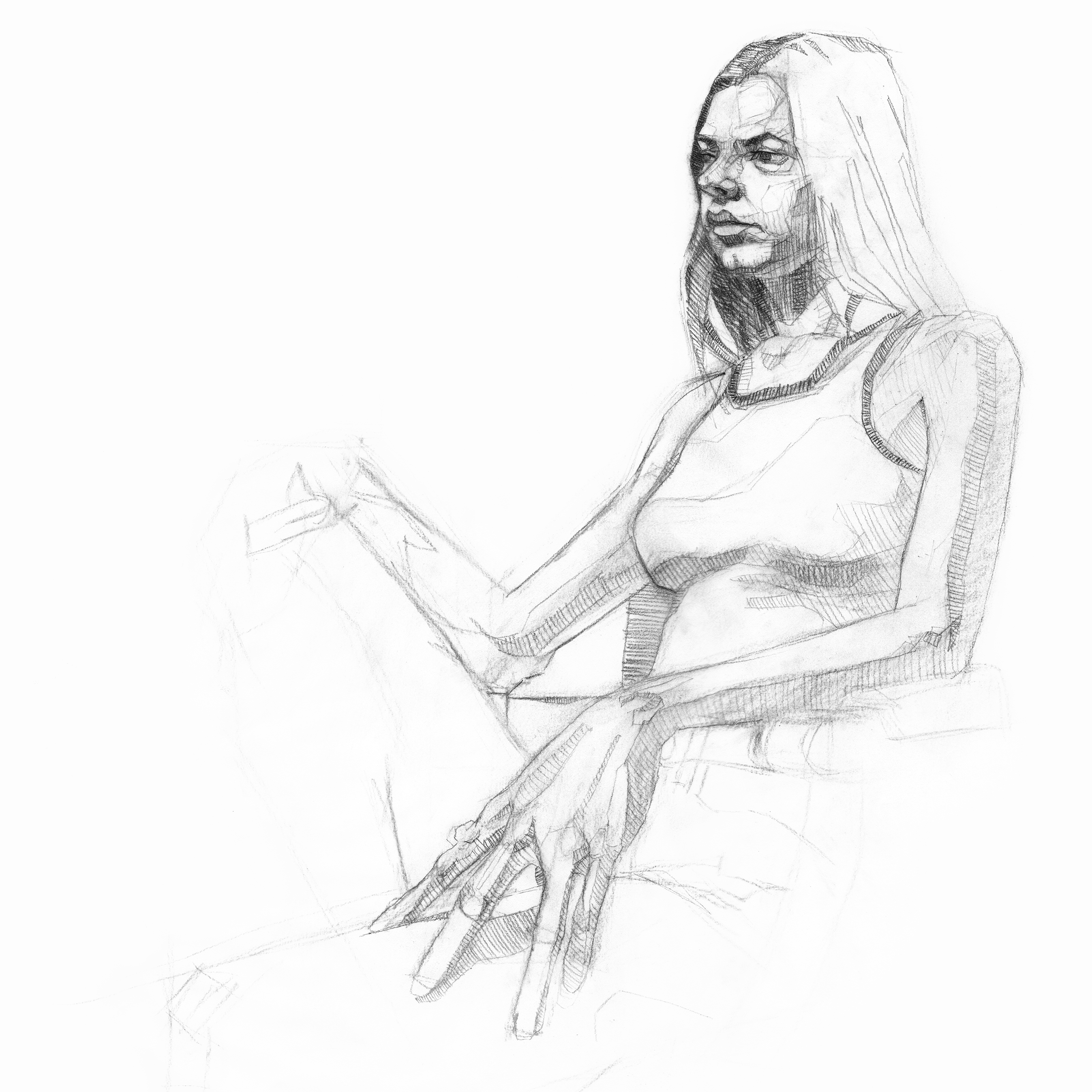 Sketch_Drawing_Female_Woman_Girl_Charcoa