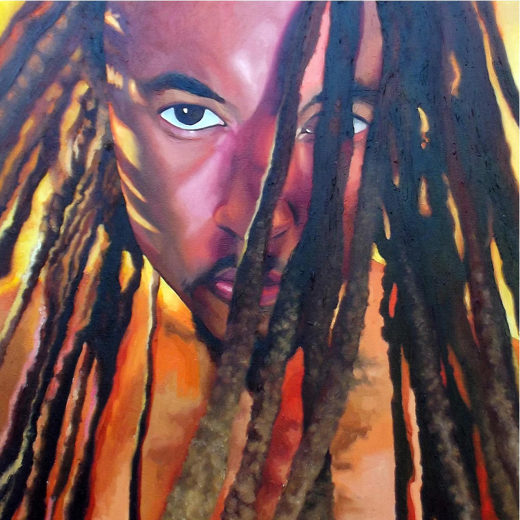 Hot_Art_Painting_Oil Painting_Portrait_M