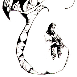 T_Letter_Alphabet_Type_Typography_Illust