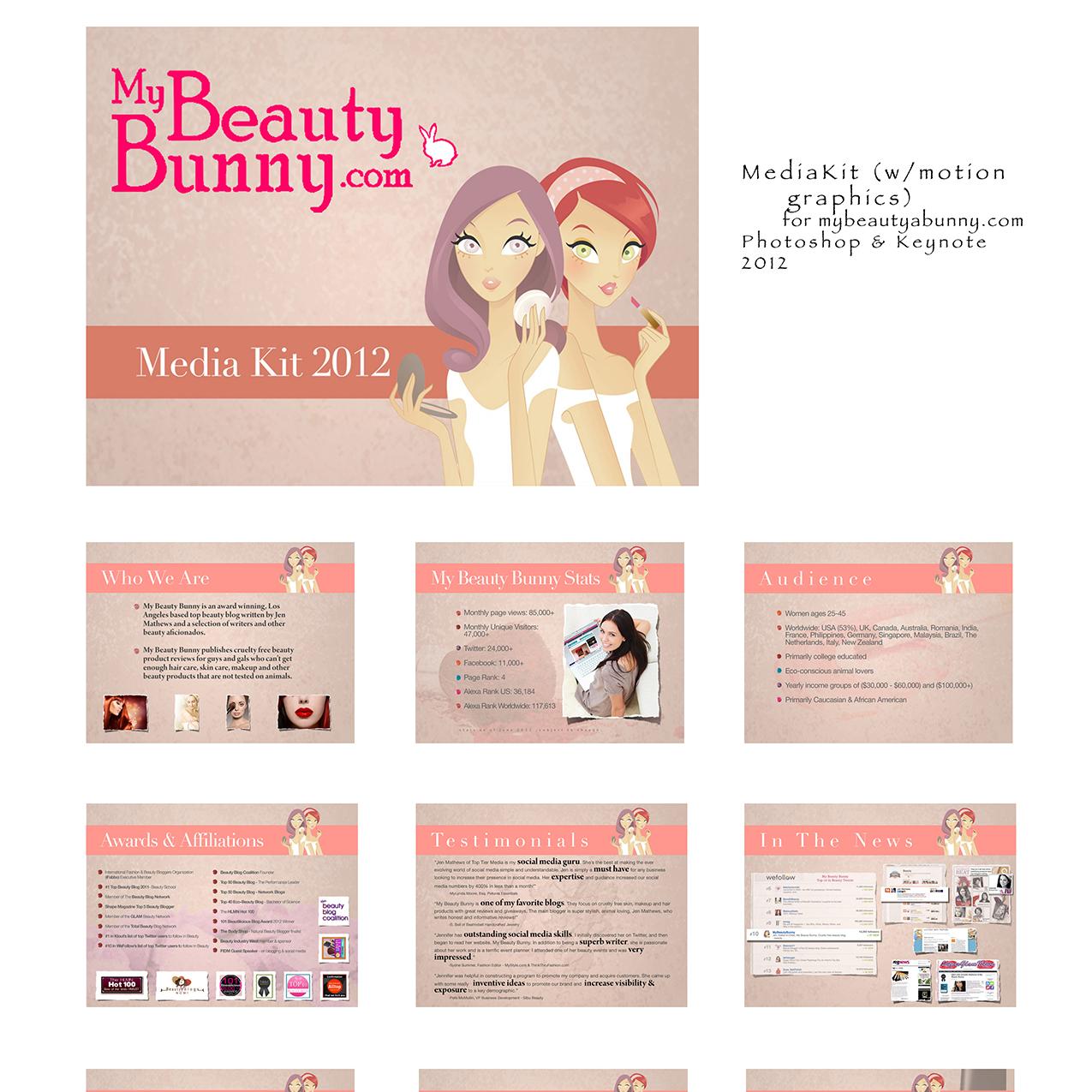 My Beauty Bunny_Design_Graphic Design_La
