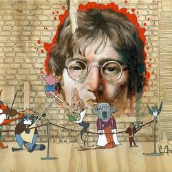 Creatives Wanted_John Lennon_Painting_Ar