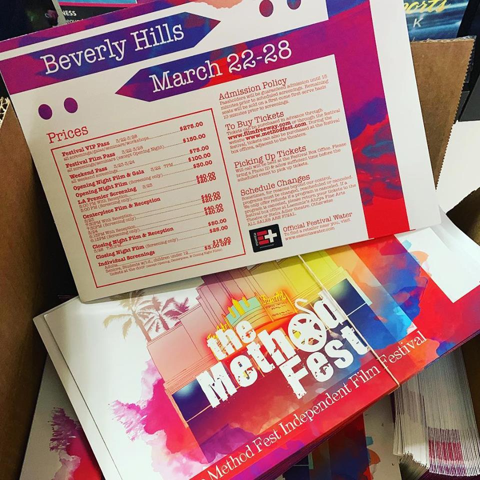 Method Fest_Film Festival_Layout Design_