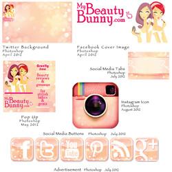 My Beauty Bunny_Branding_Design_Graphic
