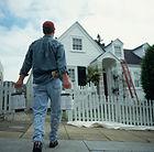 Male hus utvendig, Husmaling