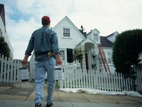 Rolling Shades Exterior Painting Services