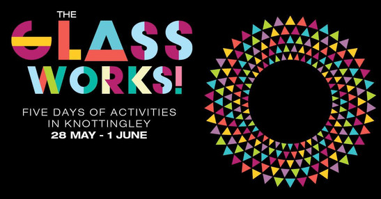 Glass Works Festival by Edgelands Arts f