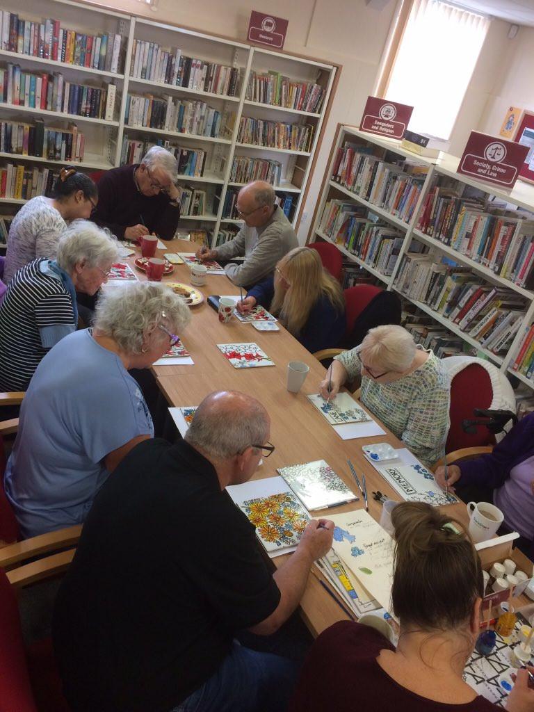 Groups Silk Painting Workshop