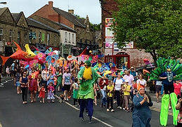 Horbury Fansambagorical Parade by Edgela