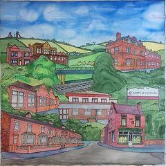 Pathways and Railways by Edgelands Arts