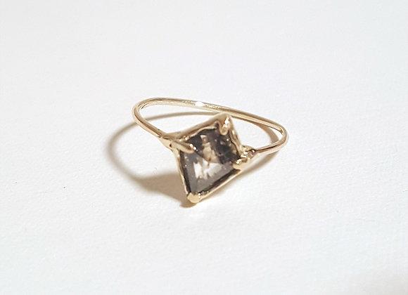 k10 ナチュラルダイヤモンド リング
