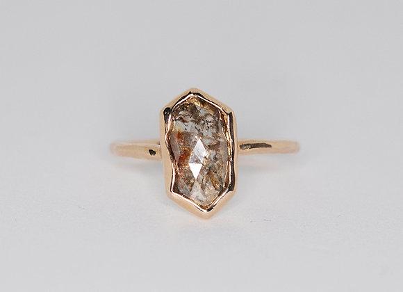 k10 ナチュラルダイヤモンド リング #10
