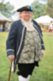 Charles Molenda as Benjamin Franklin