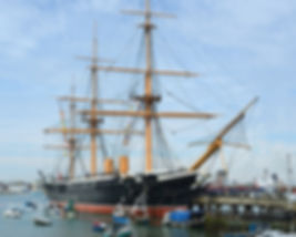 Lord Nelson's Flagship