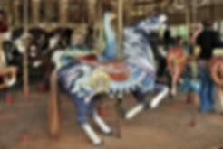 Medieval Warrior Outside Prancer