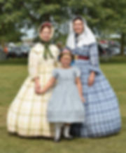 Period Dresses From 1800s