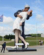 Caen France War Memorial