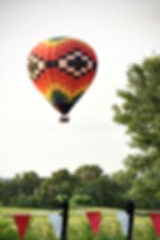 Hot Air Balloon Great Galena Balloon Race Race Eagle Ridge Reso
