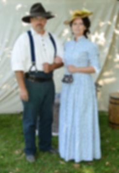 Western Period Costume