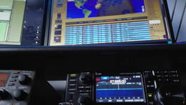 Icom IC7300 & View on ClusterDx