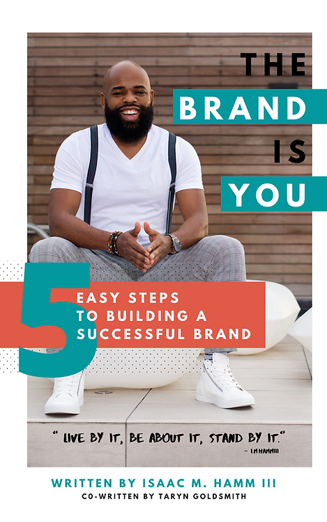 The Brand Is You Book