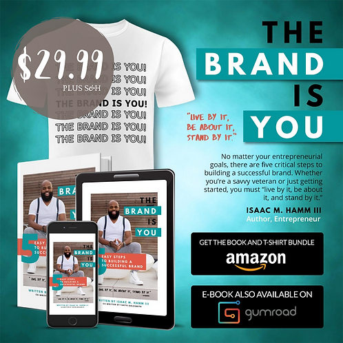 The Brand Is You Bundle Pack!!