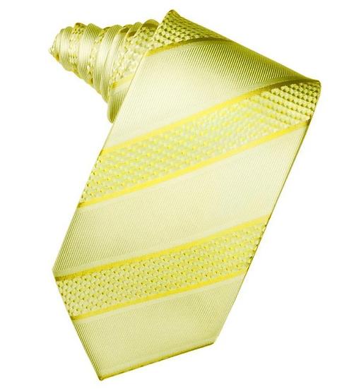 Striped Venetian, Lemon