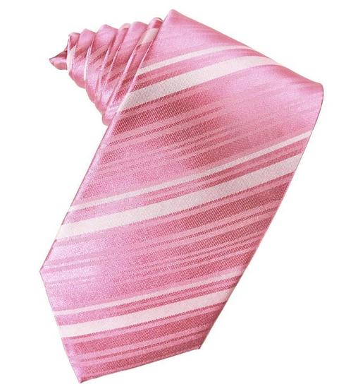 Striped, Rose Petal