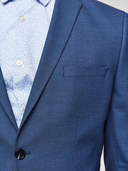 Selected Homme- Blue blazer- Classic blue blazer