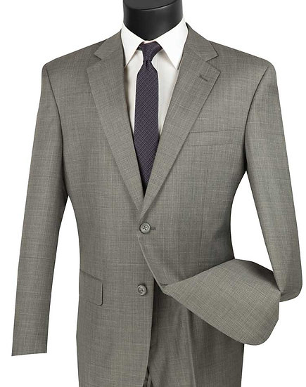 Classic fit, Textured weaved suit