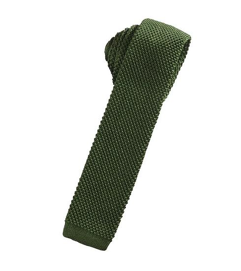 100% Silk, Knit, Army Green