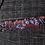 Thumbnail: DOVER NOTCH JACKET - CHARCOAL, BERRY & CREAM PLAID