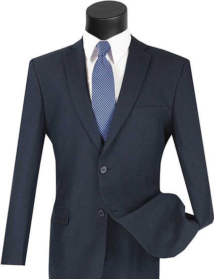 Slim fit, Solid suit
