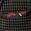 Thumbnail: Dover Notch Jacket - Olive & Blue Houndstooth