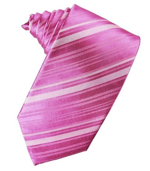 Striped, Fuchsia