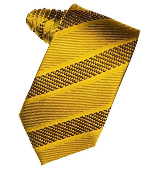 Striped Venetian, Gold