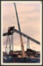 Superior 40 ton Crane