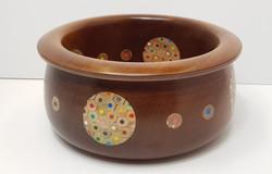 Pencil Inlay Bowl  -  £30