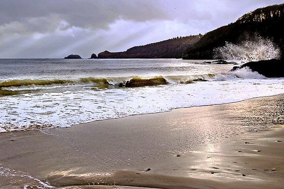 Monkstone Point, Saundersfoot