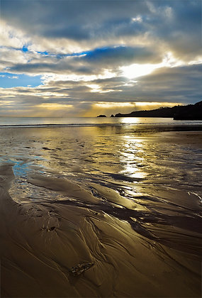 Early Morning, Saundersfoot Beach