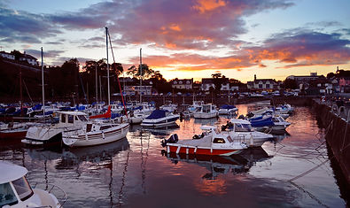 Sunset-Over-Saunds-Harbour-16-x-12.jpg