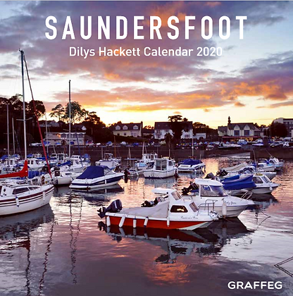 Saundersfoot Calendar 2020 NOW HALF PRICE