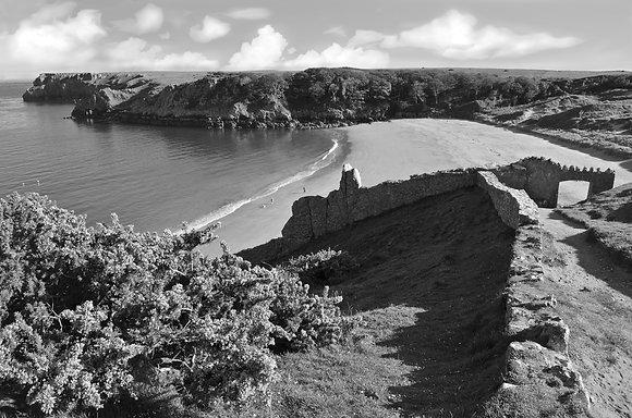 Barafundle Bay - Pembrokeshire