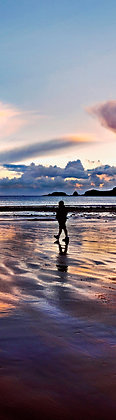 Beach Walking 'Slice'