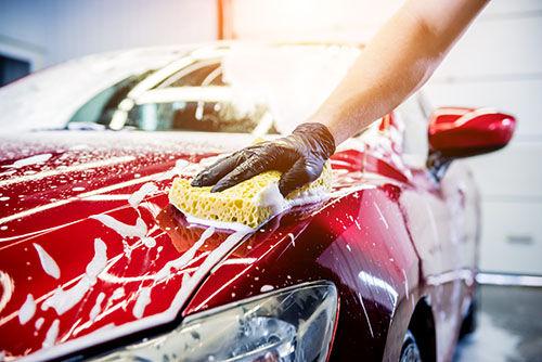 Biltvätt utvändigt - 1,5 timme A