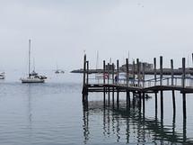 Dock in Walvis Bay
