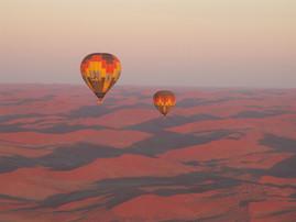 Namibia Hot Air Balloons
