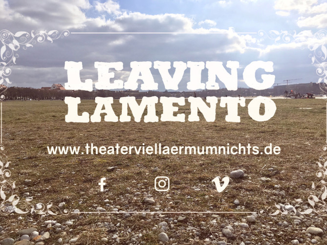 Leaving Lamento #2